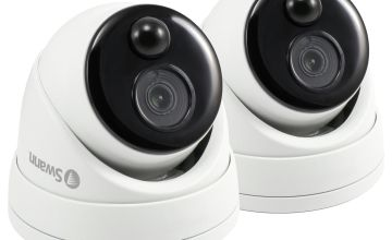 Swann SWPRO-1080MSDPK2 Thermal Sensor Cameras - Twin Pack