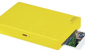 Polaroid Mint Printer - Yellow