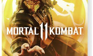 Mortal Kombat 11 Nintendo Switch Game