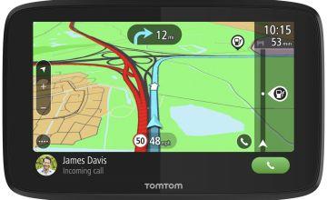TomTom GO Essential 6 Inch EU Lifetime Maps &Traffic Sat Nav
