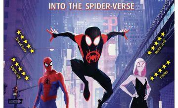 Spider-Man: Into the Spider-Verse Blu-Ray