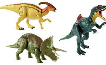 Jurassic World Small Dino Rivals Assortment