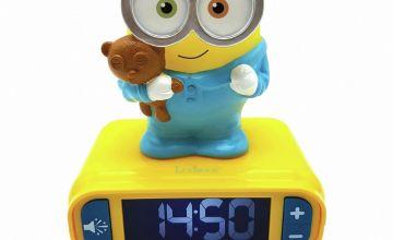 Lexibook Minions Alarm Clock