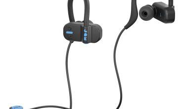 Jam Live Fast In-Ear Wireless Headphones - Black