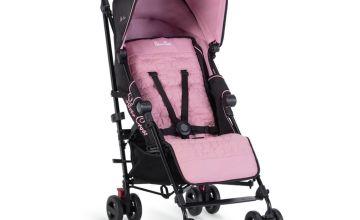 Silver Cross Zest Pink Stroller