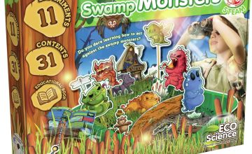 Science4you Eco Science Swamp Monsters