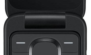 SIM Free Alcatel 20.53 Mobile Phone - Black
