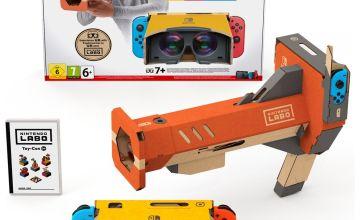 Nintendo Labo VR Kit: Starter Set & Blaster