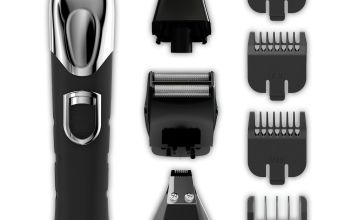 Wahl 4 in 1 Body Groomer and Hair Clipper Kit WM8050-800X