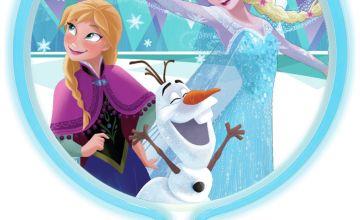 Disney Frozen 2 Neon Light