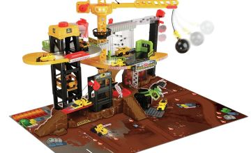 Chad Valley Lights and Sounds Construction Playset