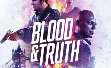 Blood & Truth PS VR Game (PS4)