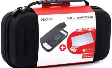 Nintendo Switch Transport Case & Screen Protector Set