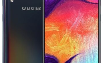 SIM Free Samsung Galaxy A50 128GB Mobile Phone  - Black