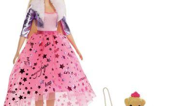 Barbie Princess Adventure Deluxe Barbie Doll