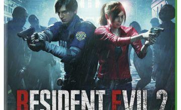 Resident Evil 2 Remastered Xbox One Game.