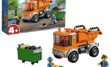 LEGO City 4+ Garbage Toy Truck Construction Set - 60220