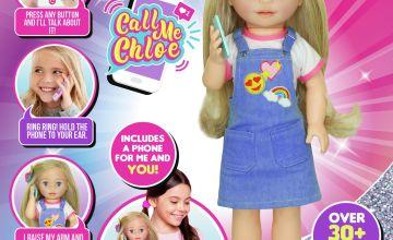 Call Me Chloe Doll