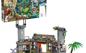 LEGO Hidden Side Newbury Abandoned Prison AR App Set 70435