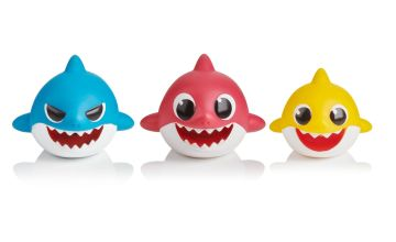 Baby Shark Bath Toy - 3 Pack