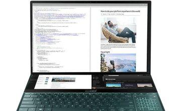 ASUS ZenBook Pro Duo i7 512GB 32GB Optane RTX2060 Laptop