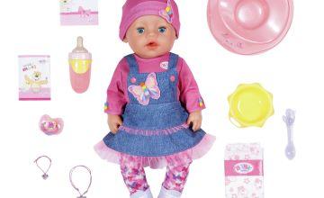 BABY born Magic Jeans Girl 43cm  Doll