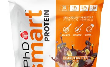 PHD Smart Protein Powder Peanut Butter Cup 900g