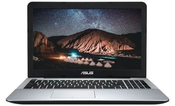 ASUS VivoBook X555 15.6 In AMD A10 4GB 1TB FHD Laptop -Black