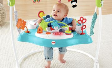 Fisher-Price Colour Climbers Jumperoo
