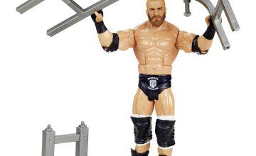 WWE Wrekkin' 6 Inch Triple H Action Figure