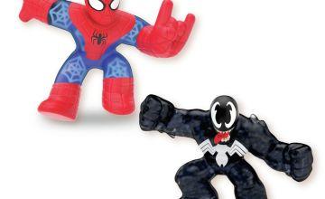 Goo Jit Zu Marvel Spider-Man Versus Venom Pack