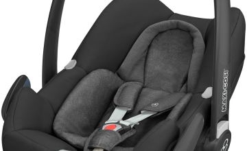 Maxi-Cosi Rock Group 0+ Baby Car Seat – Nomad Black