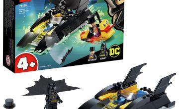 LEGO DC Batman Batboat The Penguin Pursuit - 76158