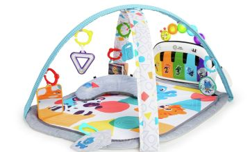 Baby Einstein 4-In-1 Kickin' Tunes Music and Language Gym