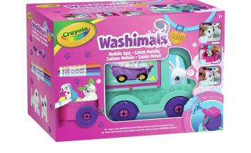 Crayola Washimals Colour and Wash Truck