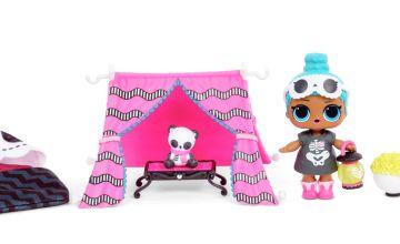 LOL Surprise Furniture with Sleepy Bones Doll