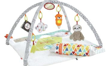 Fisher-Price Perfect Sense Deluxe Baby Gym