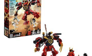 LEGO Ninjago Legacy Samurai Mech Ninja Toy - 70665