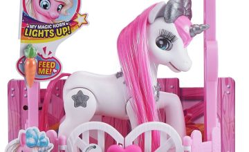Pets Alive Unicorn Robotic Toy Playset