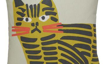 Habitat Grumpy Cat Cushion