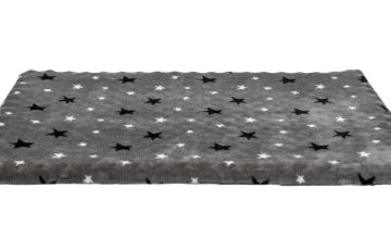 Stars Plush Mattress - Large