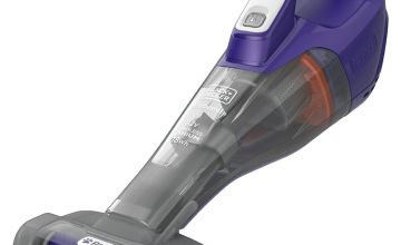 Black + Decker DVB315JP Handheld Vacuum Cleaner & Pet Tool