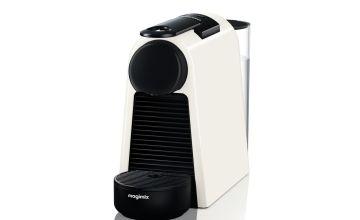 Nespresso by Magimix Essenza Pod Coffee Machine - White