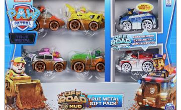 PAW Patrol True Metal Diecast Vehicles Multipack
