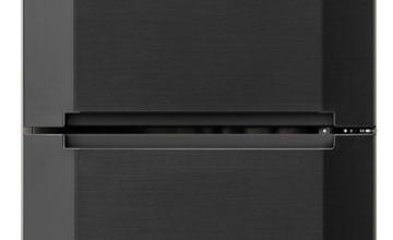 Hoover K5XD2816 BNMH No Frost Fridge Freezer - Dark Inox
