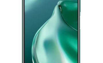 SIM Free Huawei P40 Lite 5G 128GB Mobile Phone - Green