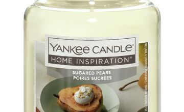 Yankee Candle Large Jar Candle - Sugared Pears