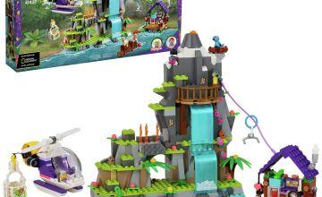 LEGO Friends Alpaca Mountain Jungle Rescue Playset - 41432