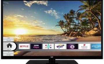 Bush 32 Inch Smart HD Ready LED Freeview TV