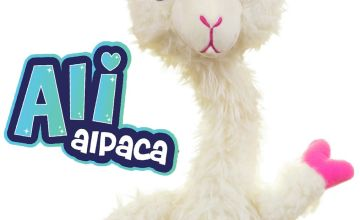 Sassimals Ali Alpaca Dancing Toy